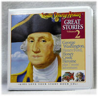 NEW Great Stories Vol #2 from Your Story Hour Audio CD Album Volume Set More Vol