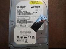 "Western Digital WD2500BB-50DWA0 DCM:HSCACVJAA 250gb IDE/ATA 3.5"" Hard Drive"