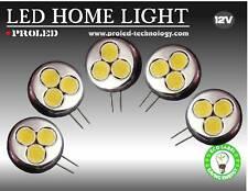 5 AMPOULE G4 SPOT LED 3 HP6 SMD BLANC FROID ECONOMIQUE SPOT 12V VDC
