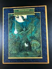Hallucinations by William Stout Hard Cover Limited Edition Signed #448/500 AL33