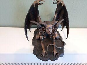 "Rare ""Demon"" Figure by Todd Lockwood"
