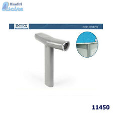 11450 Giunto a T di ricambio piscina fuoriterra Ultra Frame Tonda 488 549 Intex