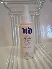 URBAN DECAY ALL NIGHTER MAKEUP SETTING SPRAY 4 OZ NO CAP READ DETAILS PLEASE