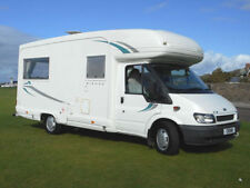 Automatic 2 Axles 2005 Campervans & Motorhomes