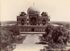 Photo Citrate India Inde Tomb of Emperor Muinaynn ? Vers 1900