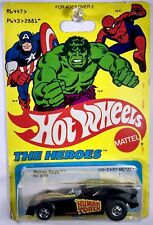 Hot Wheels The Heroes Human Touch Funny car - RARE
