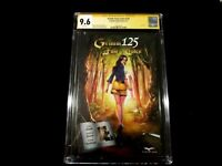 "Grimm Fairy Tales #125 - CGC 9.6 - ""Spay Cover"" SS Last Issue!"