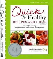 Quick & Healthy Recipes and Ideas: For people who say they don't have time to co