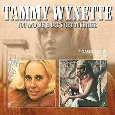 Tammy Wynette - You And Me / Let's Get Together (NEW CD)