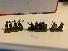 Vintage pewter figurines from Dungeons and Dragons 10 miniature figurines Lot20