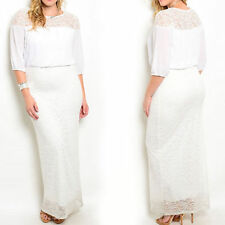 Plus Size Maxi Dresses For Women Ebay