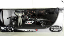 LE 1/5000 2003 Kimi Raikkonen 1:18 McLaren MP4-17 first win Malaysian Hot Wheels