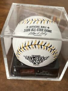 Rawlings Official 2006 All Star Game Baseball Pittsburgh Pirates New