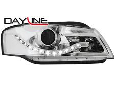 Fari DAYLINE LED Audi A3 8P 2003-2008  chrome