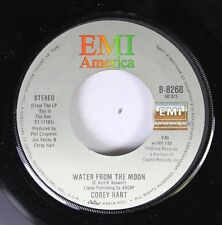 Rock 45 Corey Hart - Water From The Moon / Never Surrender On Emi America