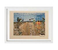 David Hockney Signée et numérotée