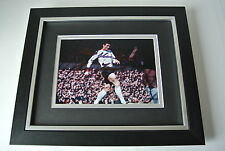 Ron Yeats SIGNED 10X8 FRAMED Photo Autograph Display Liverpool Football & COA