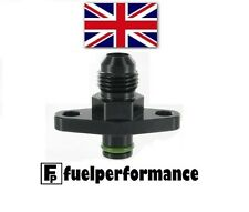 AN -6 ( -6 JIC ) Fuel Rail Adapter Toyota 4EFTE = EP STARLET , 4AGZE , 4AGE