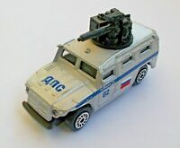 GAZ TIGR Tiger Russian Police Armored Vehicle Die Cast Car Metal model 75 mm
