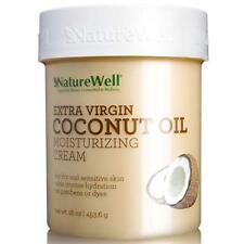 Nature Well Extra Virgin Coconut Oil Moisturizing Cream 16oz Jar