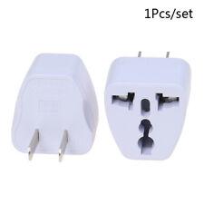 Universal EU UK AU to US USA AC Travel Power Plug Adapter Outlet Conver_cc