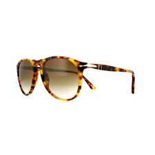 Persol Sunglasses 9649 105251 Madreterra Tortoise Clear Gradient Brown