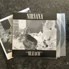 Nirvana - Bleach [2009 Deluxe Edition] 2LP Vinyl & Booklet