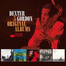 Dexter Gordon : 5 Original Albums CD (2016) ***NEW***