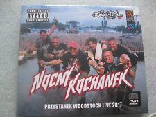 Przystanek Woodstock 2017: Nocny Kochanek CD+DVD POLISH RELEASE