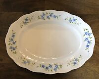 "Favolina Maria Platter From Poland Measuring 13.75"" X 10"".  Outstanding!"