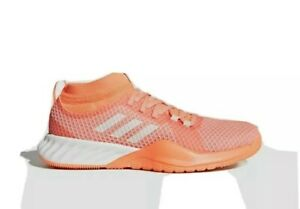 adidas CrazyTrain Pro 3.0 Women`s Trainers Shoes Orange CG3481. Size 7 uk