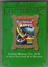 Marvel Masterworks CAPTAIN MARVEL Vol 4 DM variant 173 FS HC Starlin Thanos Drax