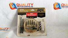 New Skil 92180 15 Pc. Screw Driver Driving Bit Set