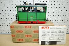 "LGB 2050 Tramway 0-4-0 Steam Locomotive ""Feuruger Elias"" *G-Scale*"