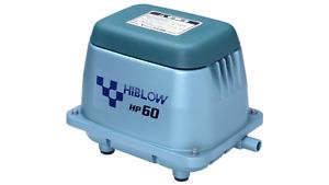 Hiblow HP 60/ HP 60 DUO Membranverdichter 10038/102184