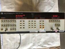 Agilent / HP 8165 A Programmable Signal Source