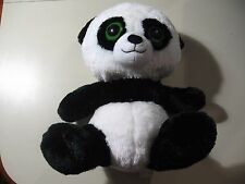 "16"" plush Panda Bear doll, made by Peek a Boo Toys, good condition"