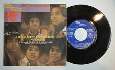 "JACKSON FIVE 5 MICHAEL JACKSON ""RARE PROMO""Little Bitty Pretty..7"" 45 1972 Spain"