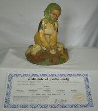 Tom Clark Gnome Ava Coa mold number 52 very good condition
