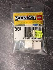 Lego Servicetüte  5030 Aufsteckhauben Für Lichtsteine
