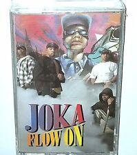 "JOKA FLOW ON CASSETTE G FUNK Private Random TAPE G FUNK Rap lp 12"" cd"