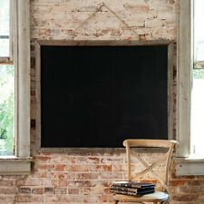 Large Double Sided Chalkboard Blackboard
