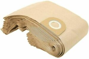 10 x Pack Vacuum Cleaner Paper Bags For Vax 3 in 1 Multifunction 6131 Hoovers