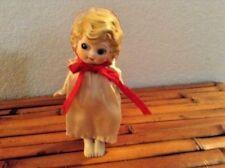 "Vintage Bisque 6"" Googly Eyed Kewpie Doll Precious"