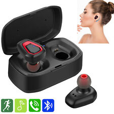 Twins Stereo Bluetooth Headset Mini Earbuds For Samsung Galaxy S10 S9 S8 J8 J7