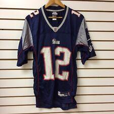 New England Patriots Tom Brady Football Jersey Size Small Reebok