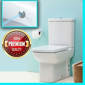 Stand WC mit Spülkasten Set Deckel, Taharet Bidet Toilette, LR360, Set, Creavit