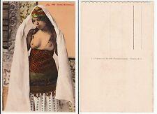 Marokko,Mädchen Orient Bedouine Arab girl Ethnic Type Jean Mauresque um 1915
