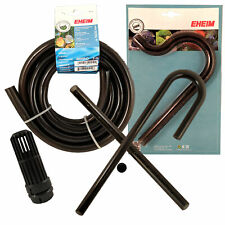 Eheim 16/22mm Black Pipework Fittings Tubing Filter Aquarium Fish Tank Pipe Tube