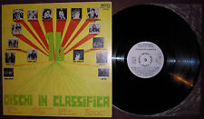 LP 16 DISCHI IN CLASSIFICA (RiFi 77) promo Italo pop disco Jeriko Eva Eva Eva M!